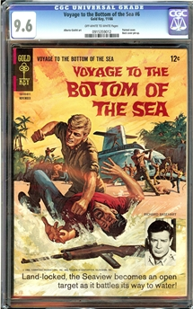 Voyage to the Bottom of the Sea #6