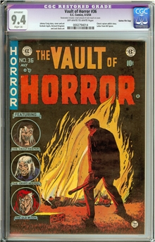 Vault of Horror #36