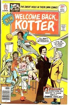 Welcome Back Kotter #1