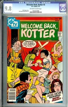 Welcome Back Kotter #5