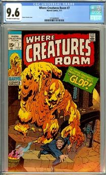 Where Creatures Roam #7