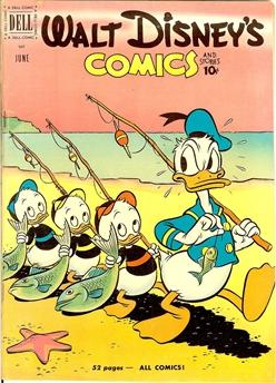 Walt Disney's Comics & Stories #129