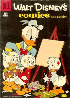 Walt Disney's Comics & Stories #199