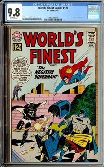 World's Finest #126