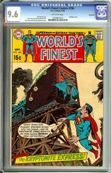 World's Finest #196
