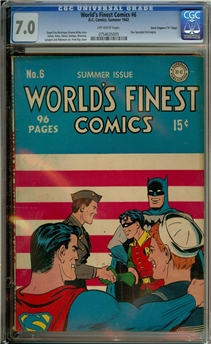 World's Finest #6