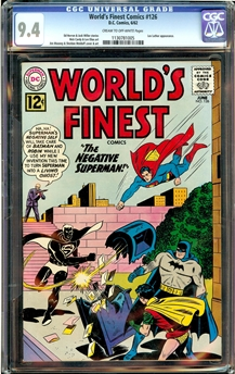 World's Finest #126