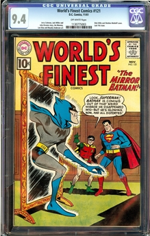 World's Finest #121