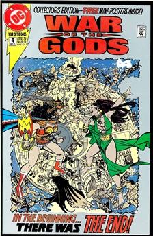 War of the Gods #4