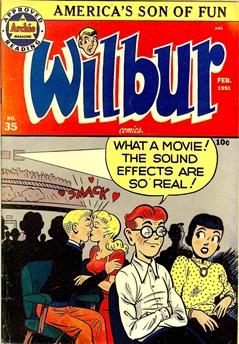 Wilbur Comics #35