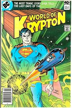 World of Krypton #3