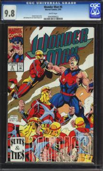 Wonder Man #6