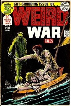 Weird War Tales #3