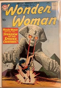 Wonder Woman #113