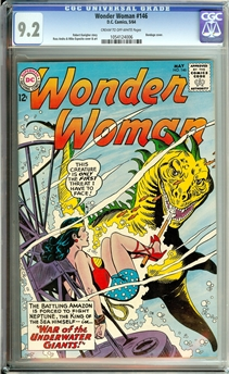Wonder Woman #146