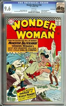Wonder Woman #162