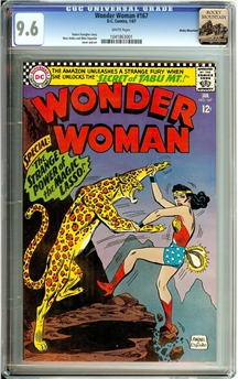 Wonder Woman #167