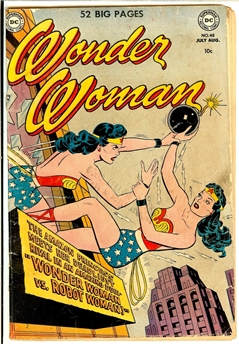Wonder Woman #48