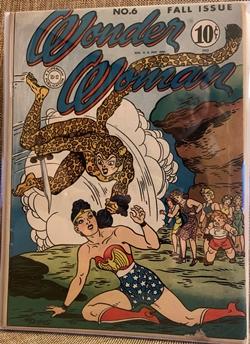 Wonder Woman #6