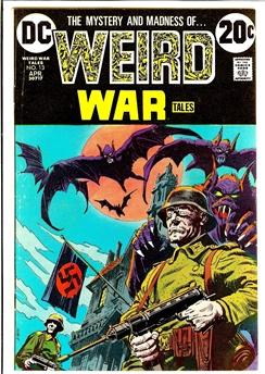 Weird War Tales #13