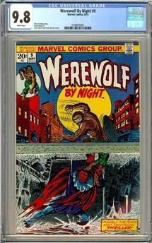 Werewolf by Night #9