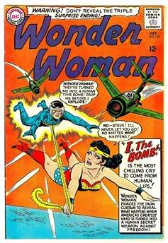 Wonder Woman #157