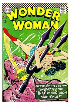 Wonder Woman #171