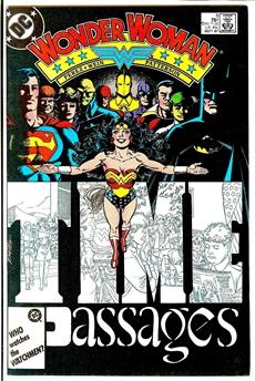 Wonder Woman (Vol 2) #8