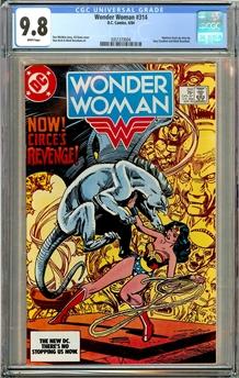 Wonder Woman #314
