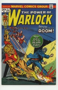 Warlock #5
