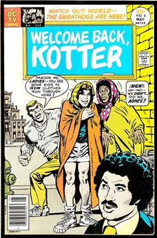 Welcome Back Kotter #4
