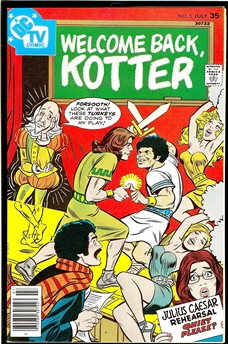 Welcome Back Kotter #5