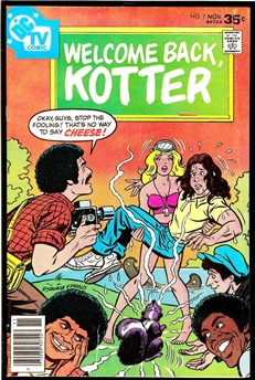 Welcome Back Kotter #7