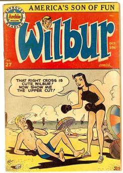 Wilbur Comics #27