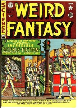Weird Fantasy #6