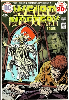 Weird Mystery Tales #13