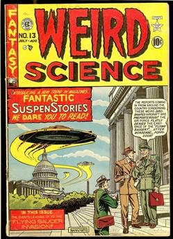 Weird Science #13