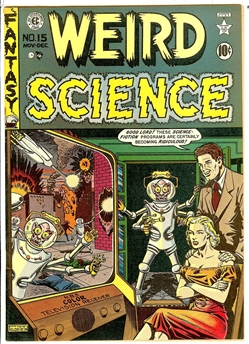 Weird Science #4