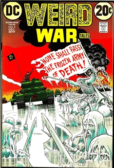 Weird War Tales #9