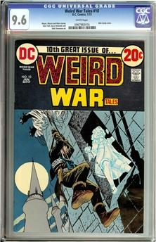 Weird War Tales #10