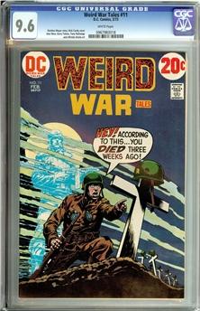 Weird War Tales #11