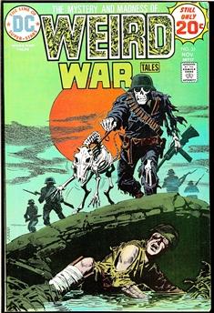 Weird War Tales #31