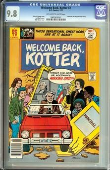Welcome Back Kotter #2