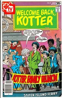 Welcome Back Kotter #9