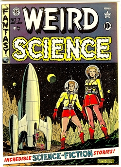 Weird Science #7