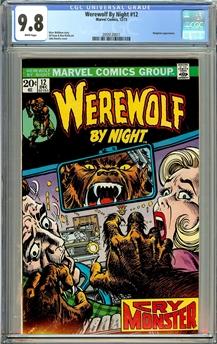 Werewolf By Night #12