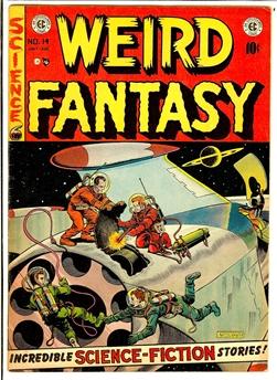 Weird Fantasy #14 (#2)