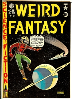 Weird Fantasy #16 (#4)