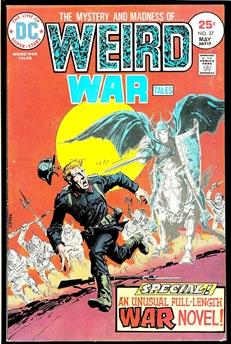 Weird War Tales #37