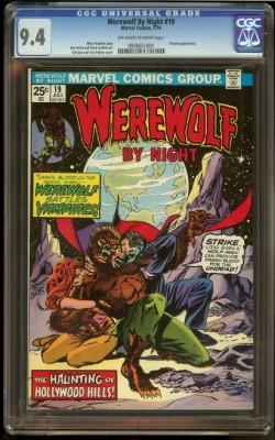 Werewolf by Night #19